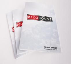 Deco House Kurumsal Kimlik Çalışması