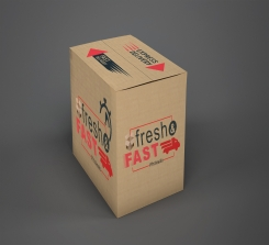Fresh & Fast Kutu Tasarımı